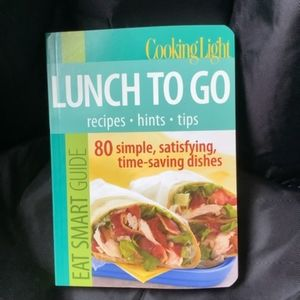 Lunch to go cookbook